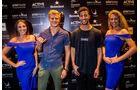 Ericsson & Ricciardo - Party Abu Dhabi - Amber Lounge 2016