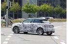 Erlkönig Audi A1 Facelift