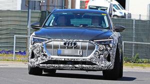 Erlkönig Audi E-Tron Quattro S