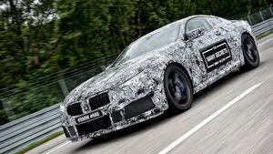 Erlkönig BMW M8