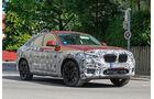 Erlkönig BMW X4