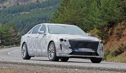 Erlkönig Cadillac CT6