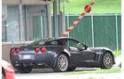 Erlkönig Corvette C7 Cabrio Muletto