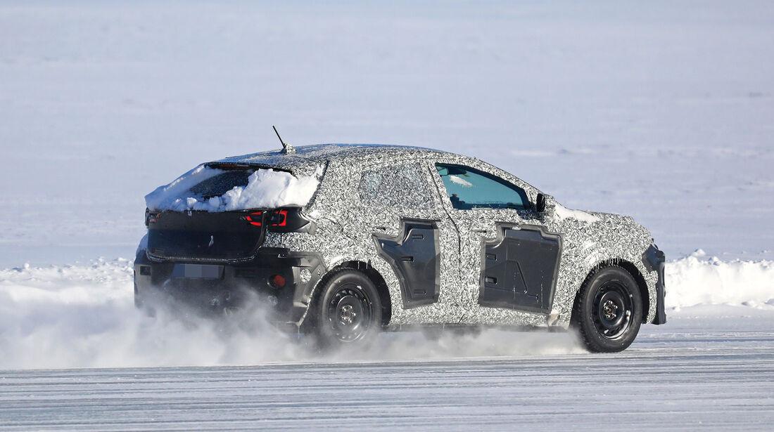 Erlkönig Ford Ecosport-Nachfolger