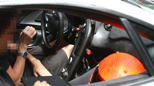 Erlkönig McLaren XP2R