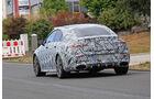 Erlkönig Mercedes-AMG CLA 45