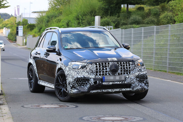 neuer mercedes-amg gle 63 (2019): infos, preise, marktstart - auto