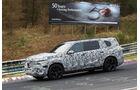 Erlkönig Mercedes GLS