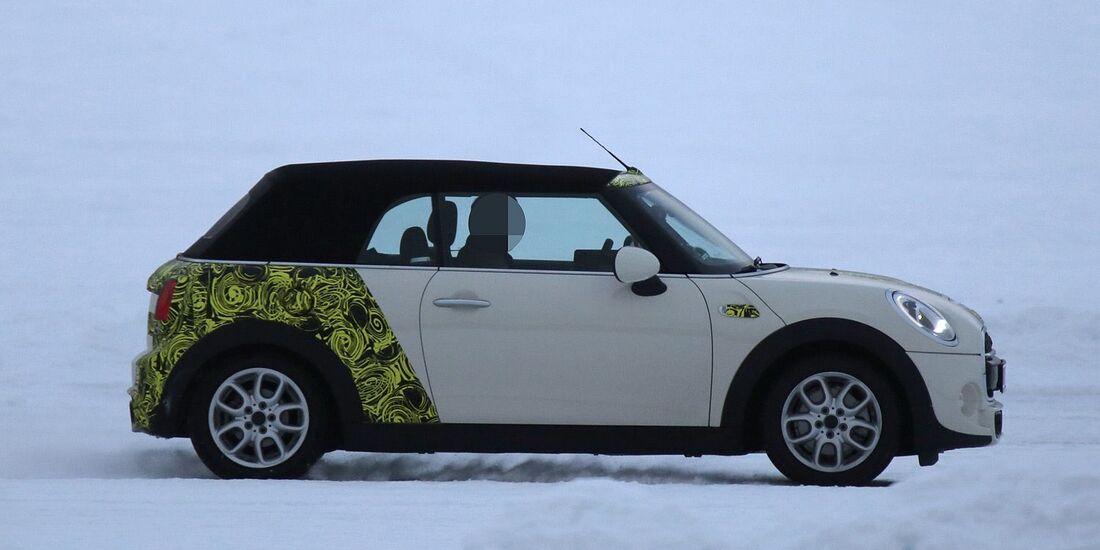 Erlkönig Mini Cabrio