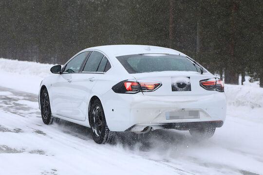Erlkönig Opel Insignia