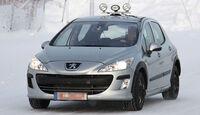 Erlkönig Peugeot 301