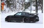 Erlkönig Porsche 718 Cayman GT4
