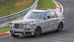 Erlkönig Rolls-Royce Cullinan