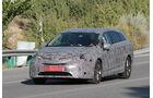 Erlkönig Toyota Avensis