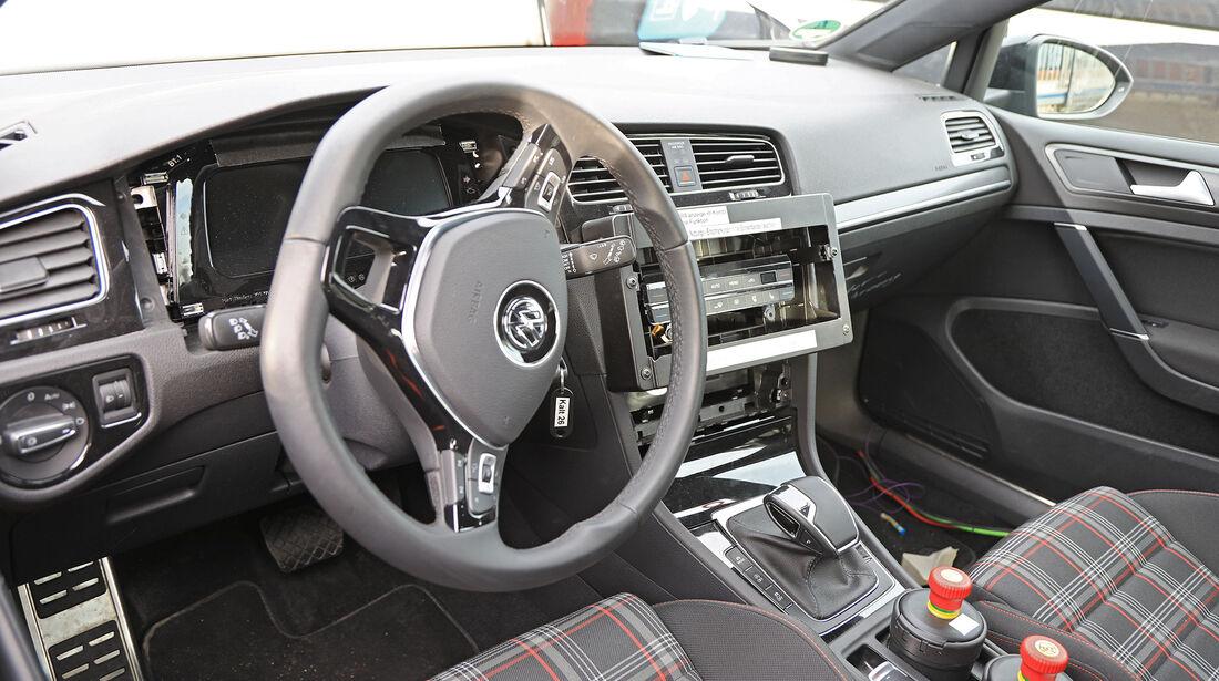 Erlkönig VW Golf 8