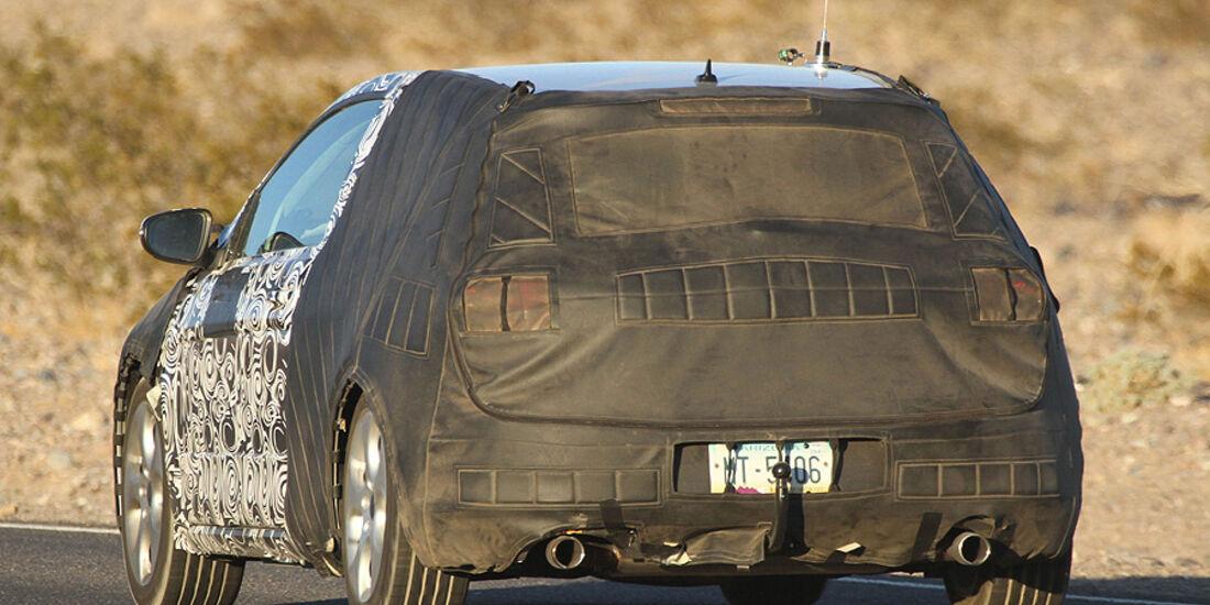 Erlkönig, VW Golf VII GTI