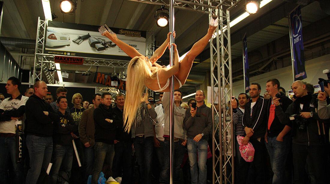 Essen Motor Show 2011, Rundgang
