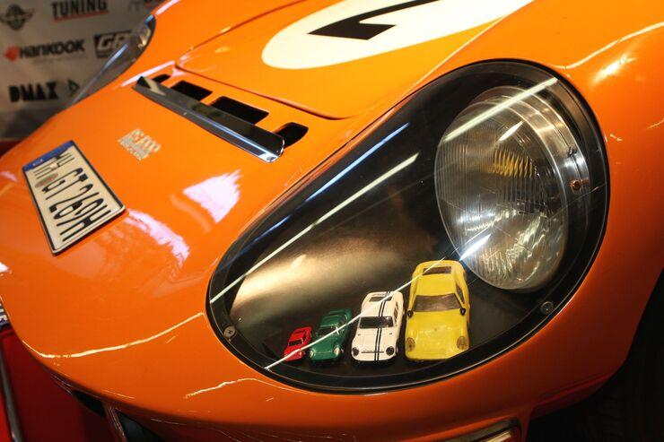 Essen Motor Show 2015, Samstag