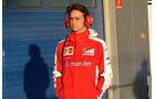 Esteban Gutierrez - Ferrari - Formel 1-Test - Jerez - 2. Februar 2015