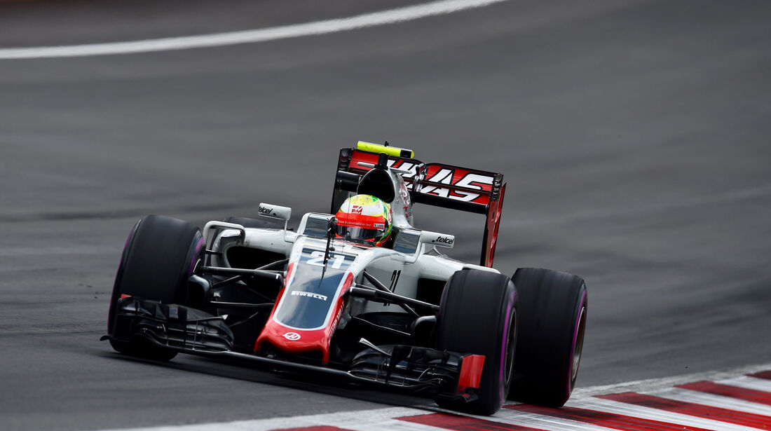 Esteban Gutierrez - Haas F1 - Formel 1 - GP Österreich - 2. Juli 2016