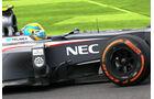 Esteban Gutierrez - Sauber - Formel 1 - GP Japan 2013