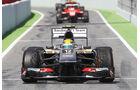 Esteban Gutierrez - Sauber - GP Spanien 2013