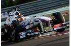 Esteban Gutierrez - Sauber - Young Driver Test - Abu Dhabi - 16.11.2011