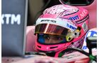 Esteban Ocon - Force India - Formel 1 - GP England - 15. Juli 2017