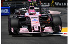 Esteban Ocon - Force India - Formel 1 - GP Monaco - 27. Mai 2017