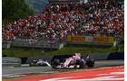 Esteban Ocon - Force India - GP Österreich 2017 - Spielberg - Rennen
