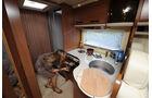 Euramobil Spa-Mobil, Küche