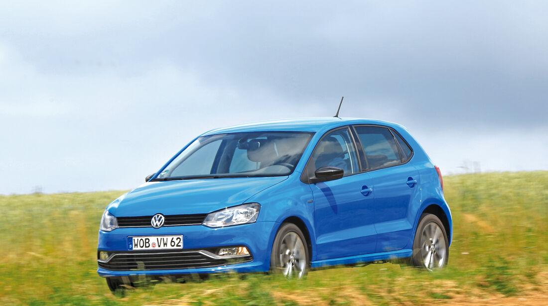 Euro-6-Neuzulassungen, VW Polo