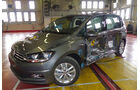 Euro NCAP - Crashtest VW Touran