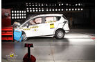 EuroNCAP-Crahtest Ford B-Max Frontal