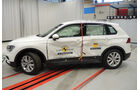 EuroNCAP-Crashtest 2016 VW Tiguan