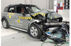 EuroNCAP-Crashtest 2017 Mini Countryman