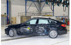 EuroNCAP Crashtest BMW 6er GT