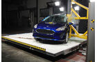 EuroNCAP-Crashtest Ford Fiesta