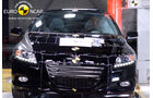 EuroNCAP-Crashtest Honda CR-Z, Pfahl-Crashtest