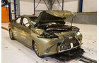 EuroNCAP Crashtest Lexus ES