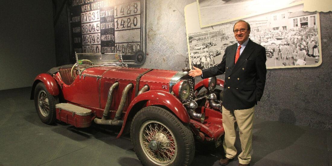 Evert Louwman, Mercedes-Benz SSK, 1931