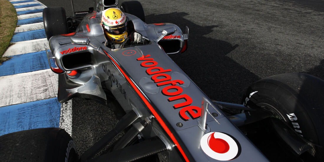 F1 Aerodynamik 2010
