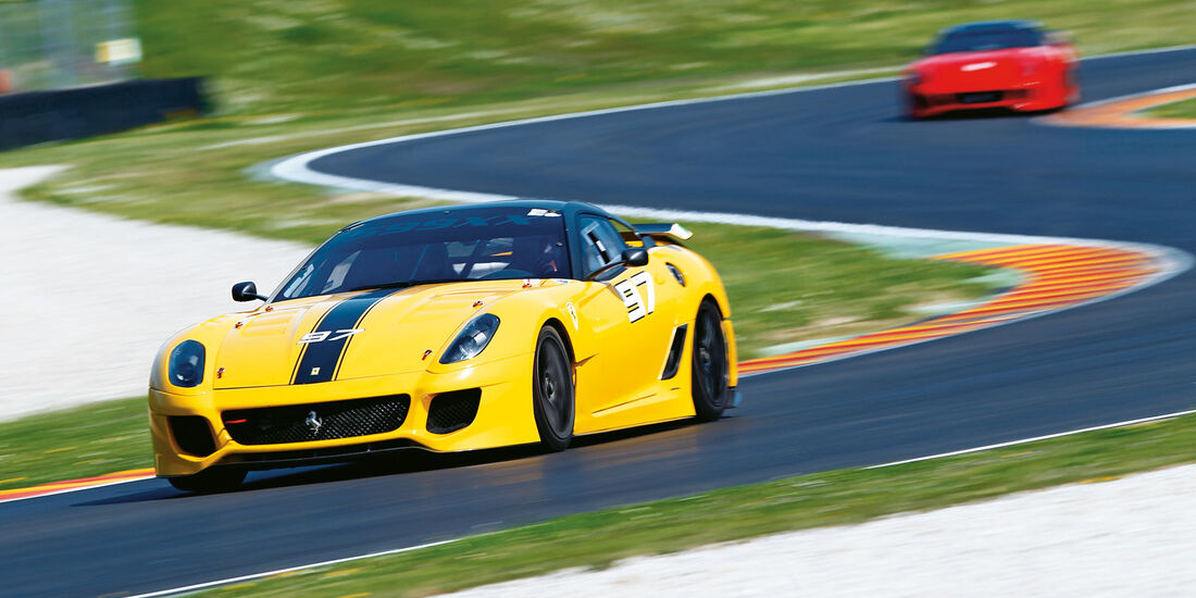 F1 Clienti, Markenpokal Ferrari Challenge Trofeo Pirelli