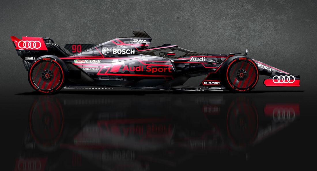 F1 Concept 2021 - Audi