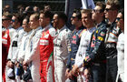F1-Fahrer - GP Russland 2016