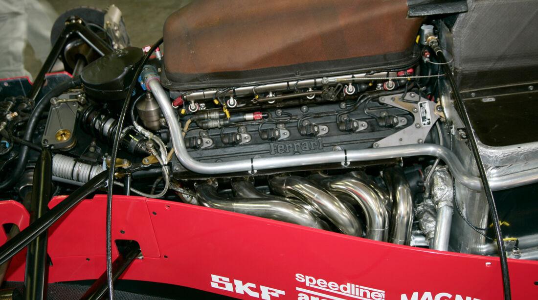 F1 Ferrari V12 1990