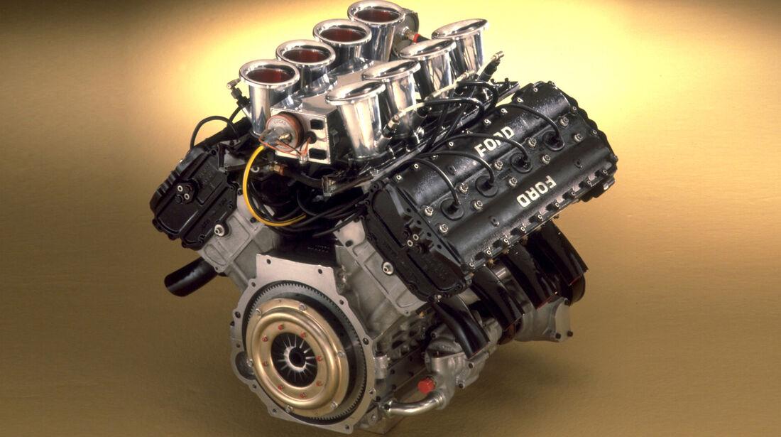 F1 Ford Cosworth DFV 3.0 V8 1969