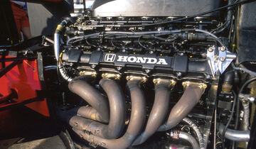 F1 McLaren Honda V10 1990