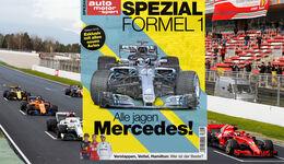 F1 Sonderheft 2018 - Formel 1