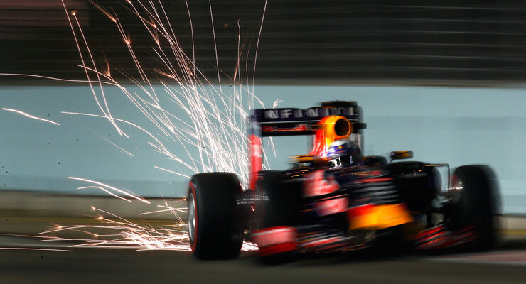 F1 Tagebuch - GP Singapur 2015